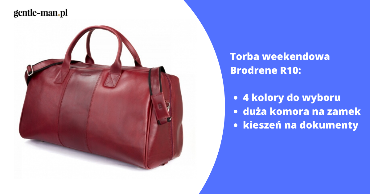 torba weekendowa brodrene